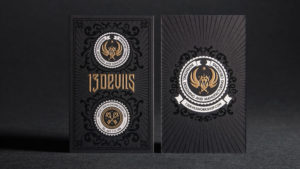 13 Devils Business Cards