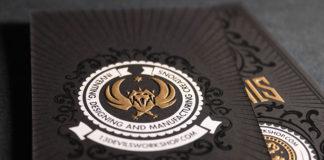 13 Devils Business Cards