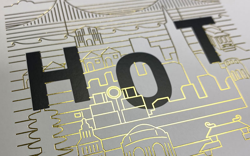 Hot-Foil-Feature