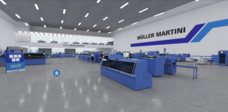 Muller Martinin Showroom Printing Expo