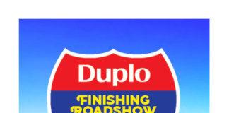 Duplo Finishing Roadshow