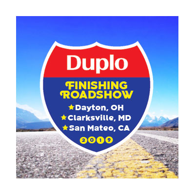 Duplo Finishing Roadshow