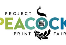 Project Peacock Print Fair Logo